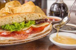 Sandwich Prosciutto Miel
