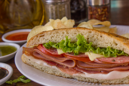 Sandwich  Carnes Italianas
