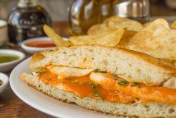 Sandwich Pollo Parmigiana