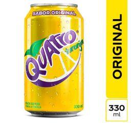 Quatro Lata 330ml