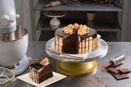Torta de Chocolate Intenso