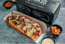 Hot dog GRAN DANÉS , El jefe de la manada!