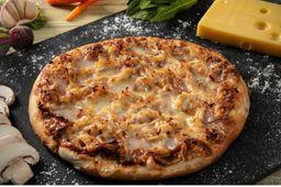 Pizza Jamón Pollo