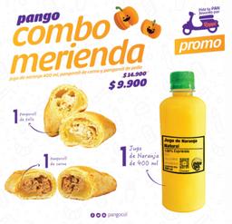 Combo Pango Merienda