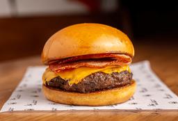 Combo Bacon Cheese Burger