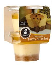 Smart Chef Cheesecake Frutos Amarillos