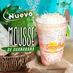 Mousse de Guanábana