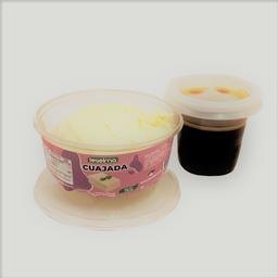 Queso Cuajadita Fresco Semiduro y Semigraso Porción