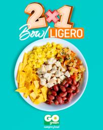 2x1 Bowl Ligero