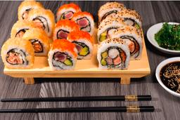 3x2 en Sushi