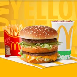 McCombo™ Big Mac Yellow Days