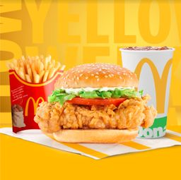 McCombo™ McPollo Crispy Yellow Days