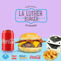 Combo Luther Burger