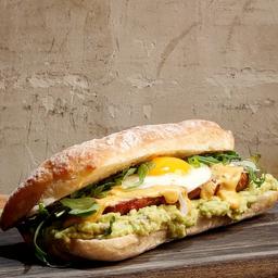 Sausage & Egg Sandwich
