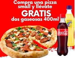Combo Pizza Totos Small