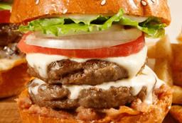 Combo Burgers Junior 3 Quesos
