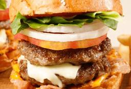 como Burger Junior Americana