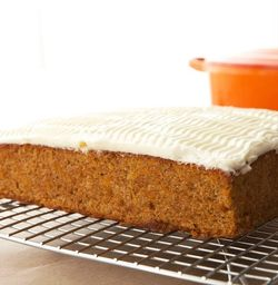 Torta de Zanahoria Completa