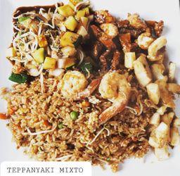 Teppanyaki Mixto