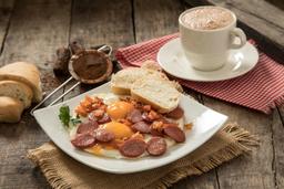 Desayuno tradicional
