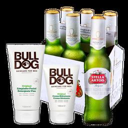 Rappicombo Bulldog Crema + Limpiador y GRATIS Cerveza Stella