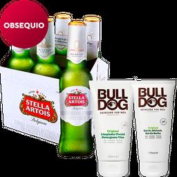 Rappicombo Limpiador + Gel Afeitar y GRATIS Cerveza Stella