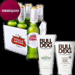Rappicombo Bulldog Hidratante + Limpiador y GRATIS Cerveza