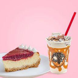 Malteada & Cheesecake