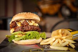 Campesina Rock burger