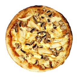 Pizza Pollo - Champiñones