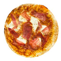 Pizza Doble Serrano - Búfala