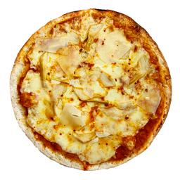 Pizza Parmesano - Alcachofas