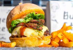 Maradona Burger