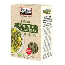 Explore  Cuisine Organic Edadame And Mung Bean Fettuccine