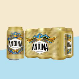 Combo sixpack Andina