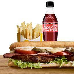 Combo Sándwich Burger