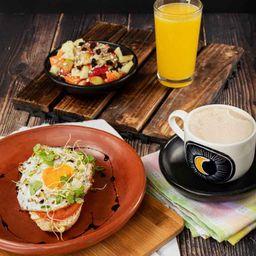 Desayuno Amor de Alicia