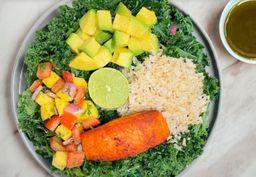 Bowl Tropicalia by Naty Arbelaez