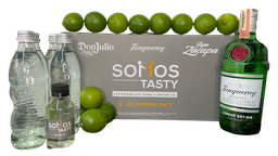 Kit Tom Collins Tanqueray Ginebra 15 Cócteles