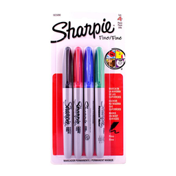 Sharpie Marcador Fine de Colores
