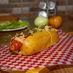 Hot Dog Chori