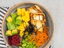 Tofu Donburi Bowl