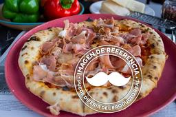 Combo Pizza Familiar Champiñon-Tocineta-Ranchera