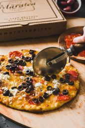 Combo 2 pizzas médium + coca cola 1.5