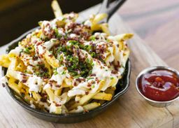 Bacon Potato Fries