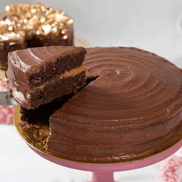 Slice Torta Chocolate