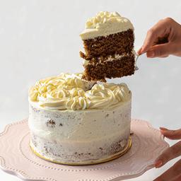 Slice Torta Zanahoria
