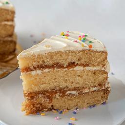 Slice Torta Vainilla