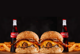 Combo Bazar Burger x2