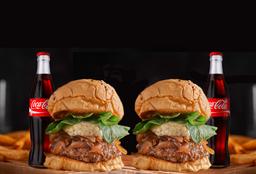 Combo Paris Burger x2